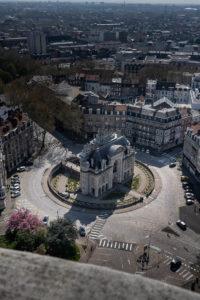 Les portes de Paris, l'arc de triomphe Lillois ?